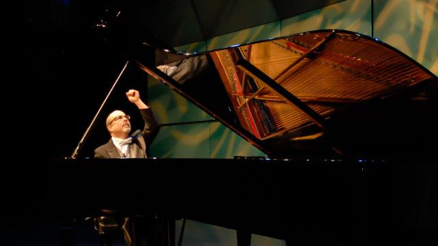 Norman Krieger, pianist